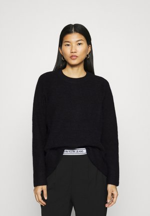 NOR LONG - Jumper - black