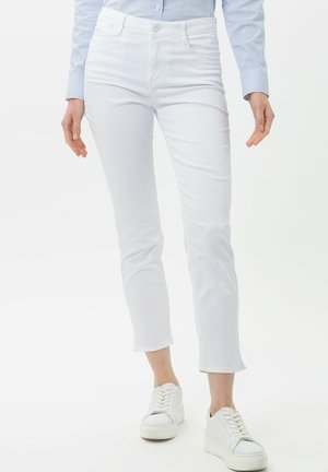 SHAKIRA  - Slim fit jeans - white