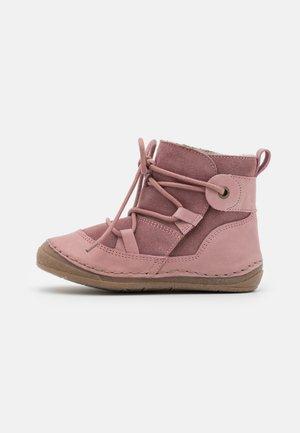 PAIX WINTER SWEET - Winter boots - pink