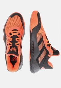 adidas Performance - D.O.N. ISSUE 1 - Basketball shoes - core black/solar red - 1