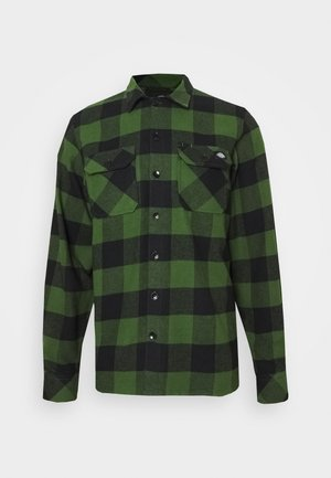 SACRAMENTO - Košile - pine green