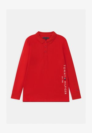 ESSENTIAL ESTABLISHED  - Polo - red