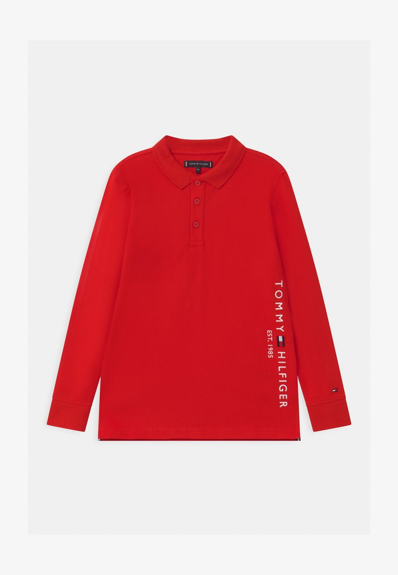 Tommy Hilfiger - ESSENTIAL ESTABLISHED  - Polo shirt - red