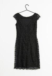 s.Oliver - Korte jurk - black - 1