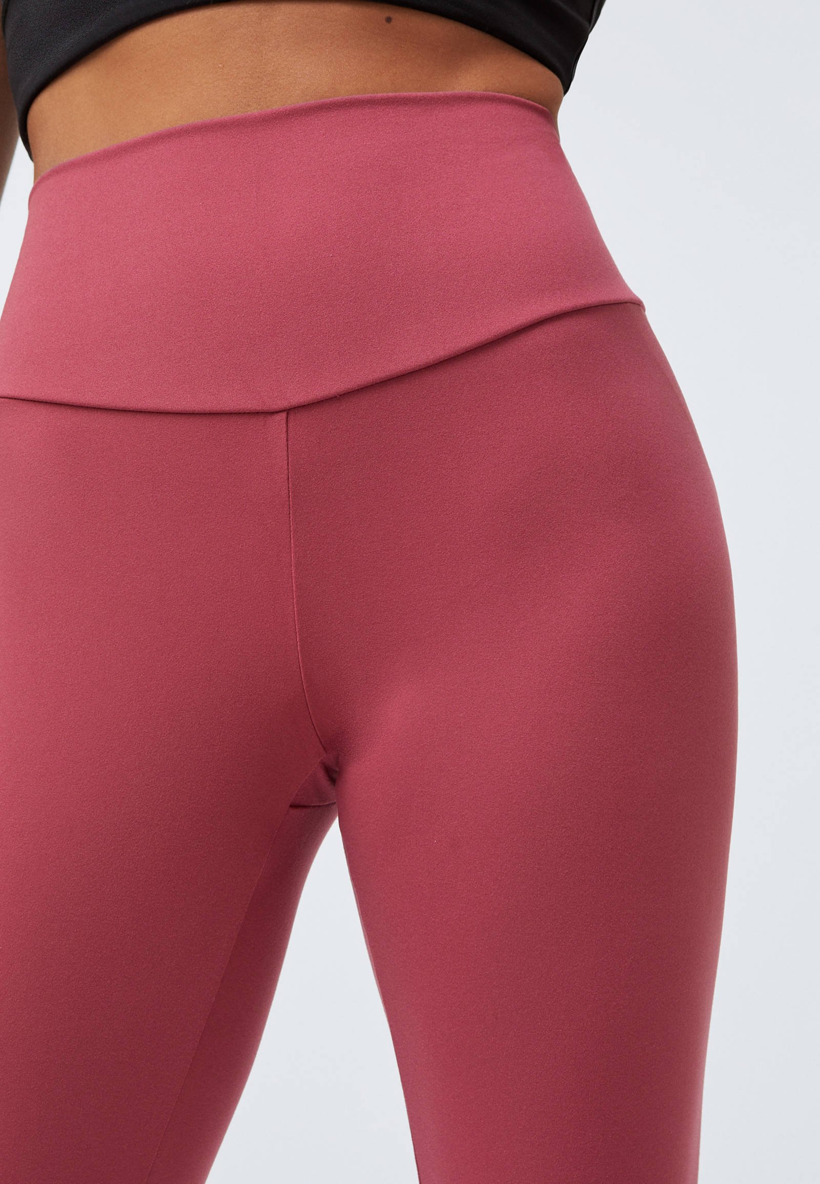 OYSHO COMFORTLUX  - Leggings - rose yZoXM