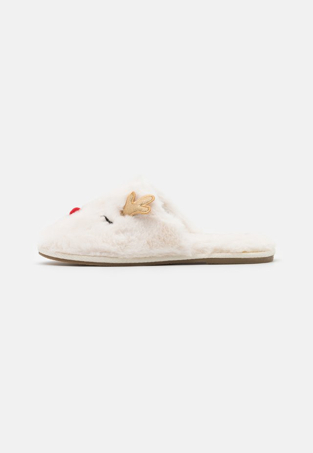 VMCHRIS SLIPPERS - Pantofole - pristine