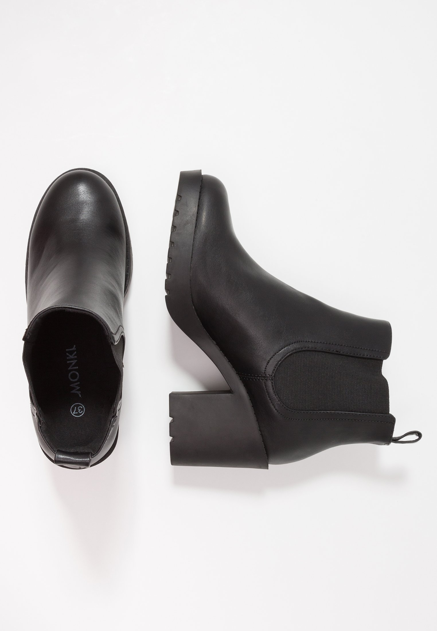 MINOU Ankelboots black