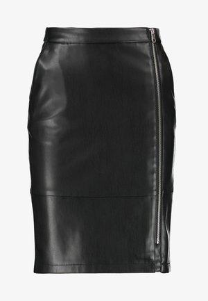VIPEN SKIRT - Pencil skirt - black