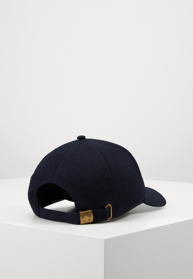 PATCH CAP - Cappellino - blue