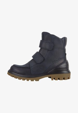 TREDTRAY K MID-CUT - Winter boots - night sky