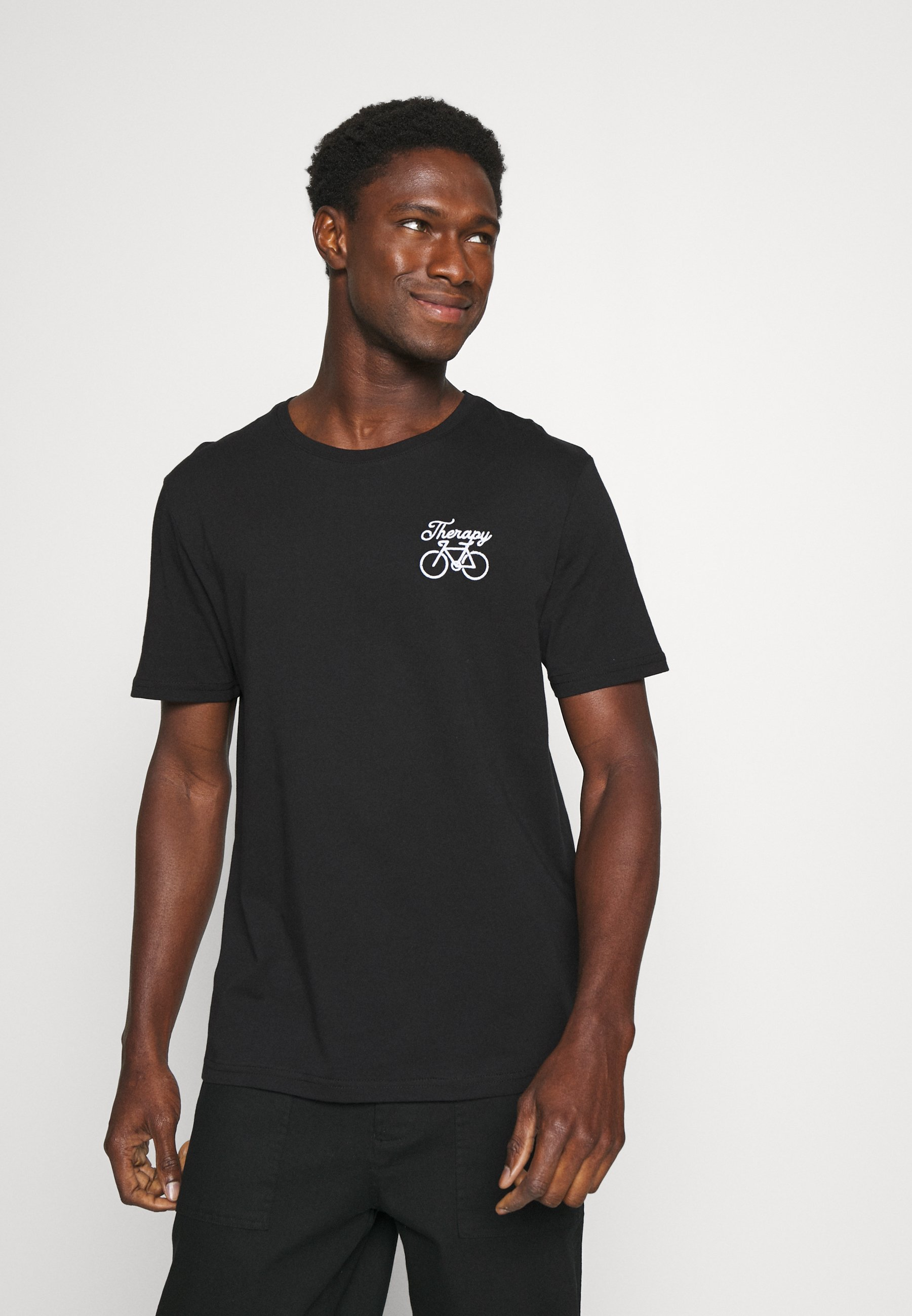 Homme THERAPY BIKE EMBRO - T-shirt basique