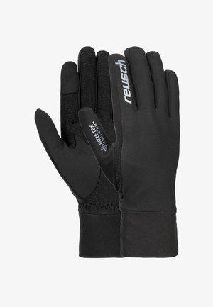 KARAYEL  - Gloves - black/silver