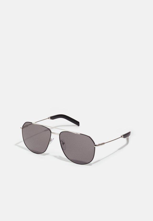 Sluneční brýle - silver-coloured/black