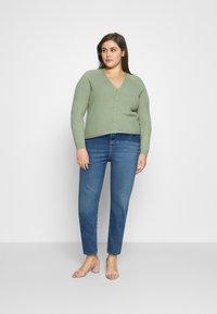 Levi's® Plus - 724 PL HR STRAIGHT - Straight leg jeans - rio frost plus - 1