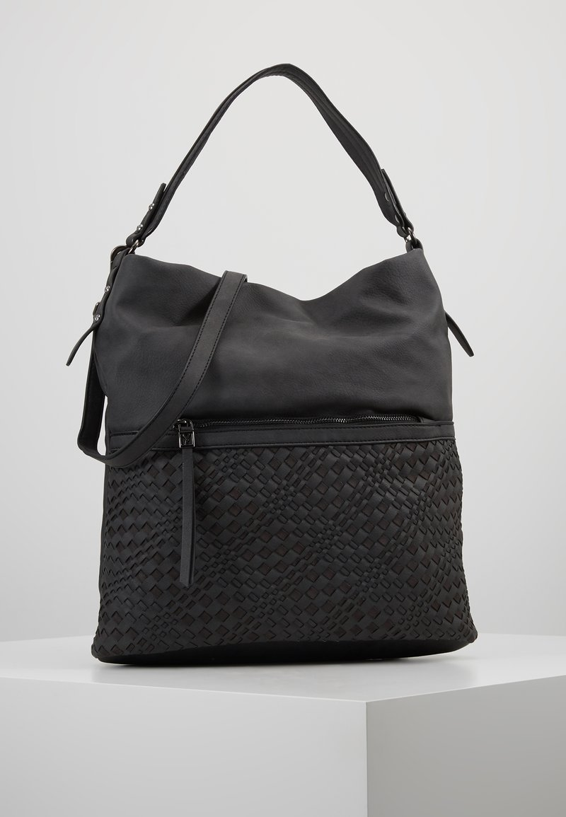 SURI FREY - Shopping bag - black