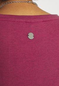 Ragwear - FLORAH LONG  - Long sleeved top - raspberry - 5