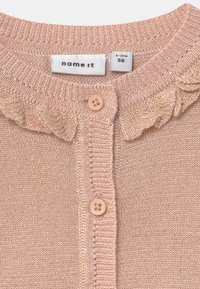 Name it - NBFTAMILLE  - Cardigan - peach whip - 2