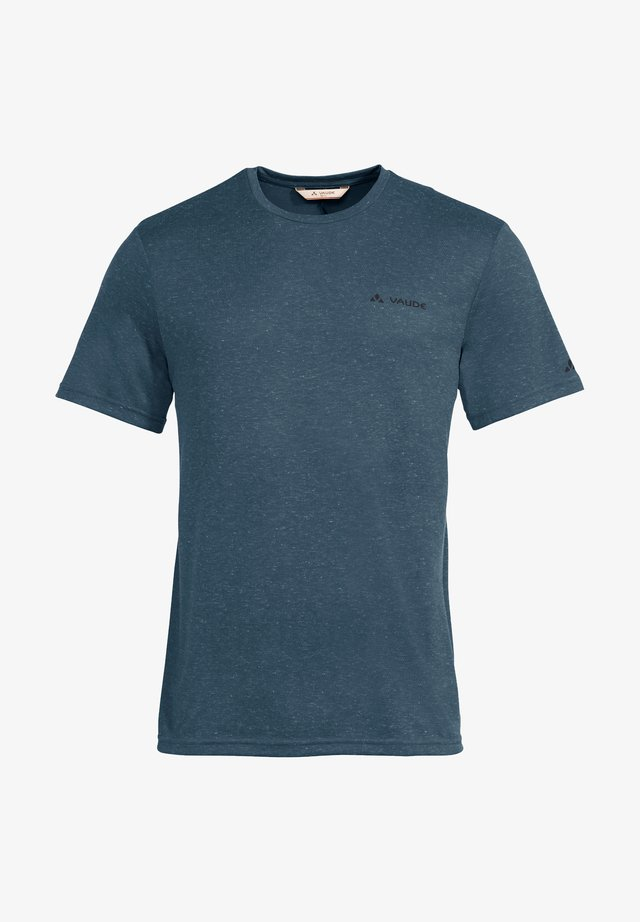 Basic T-shirt - steelblue