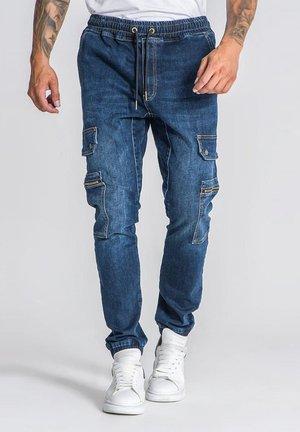 Jeans fuselé - dark blue