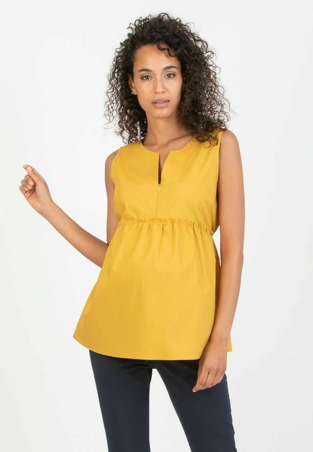 EVA - Camicetta - yellow