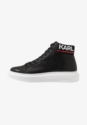 KAPRI MID  - High-top trainers - black