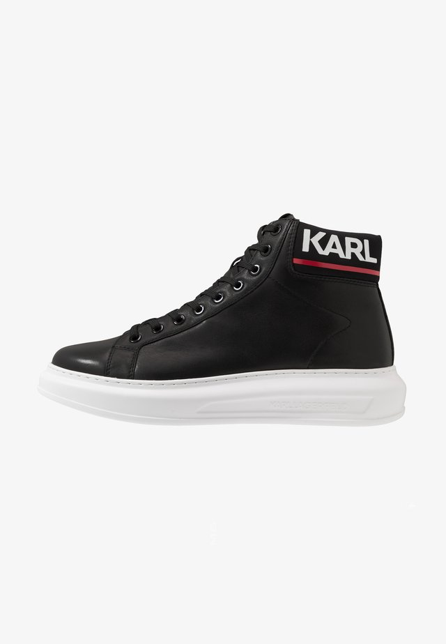 KAPRI MID  - Baskets montantes - black