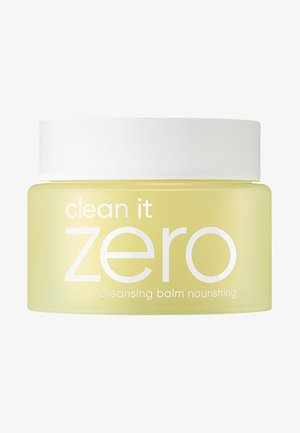 CLEAN IT ZERO CLEANSING BALM NOURISHING - Cleanser - -