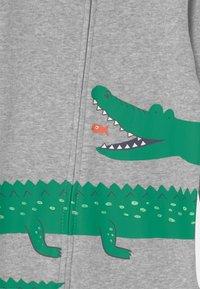 Carter's - GATOR - Pyjamas - mottled grey/green - 2
