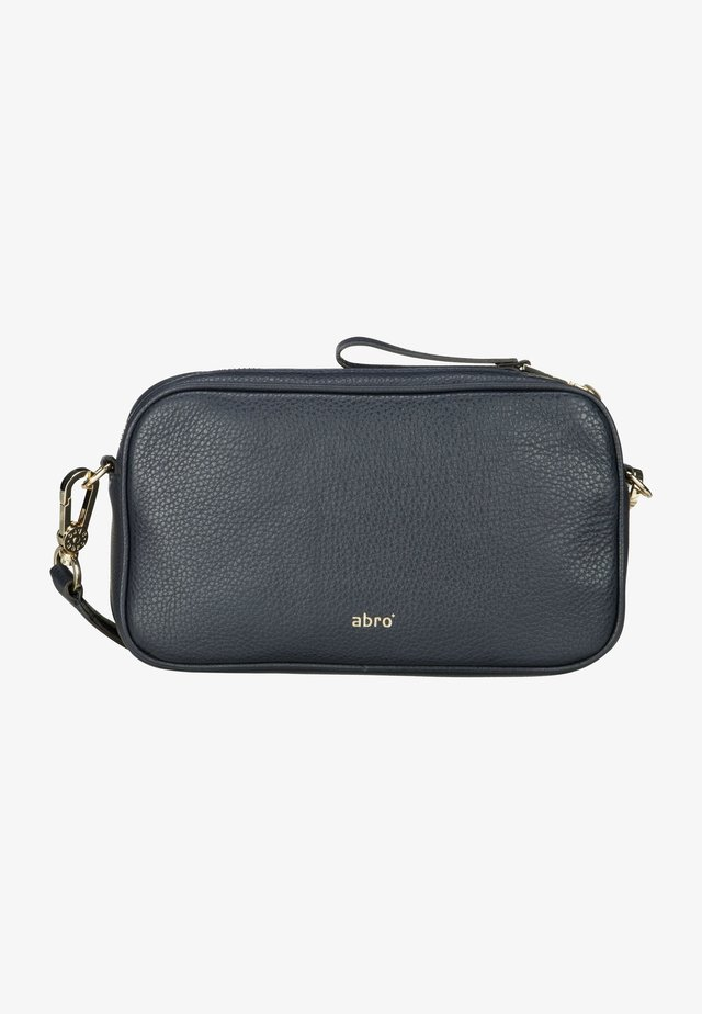 TINA BIG - Across body bag - navy