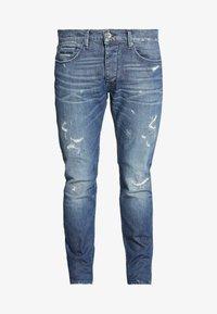 CASTLE  - Slim fit jeans - blue denim