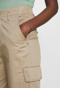 Sportmax Code - JANGY - Kalhoty - khaki - 6