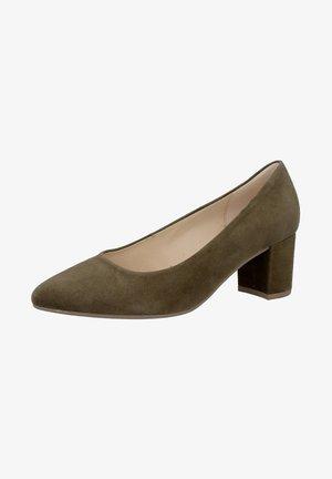Classic heels - grün