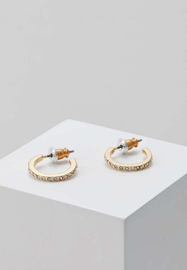 ROBERTA - Earrings - gold-coloured