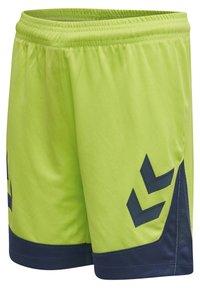 Hummel - LEAD  - Shorts - lime punch - 2