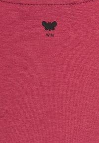 WEEKEND MaxMara - MULTIC - Basic T-shirt - dunkelmauve - 6