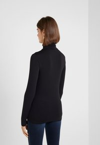 WEEKEND MaxMara - Topper langermet - black - 2