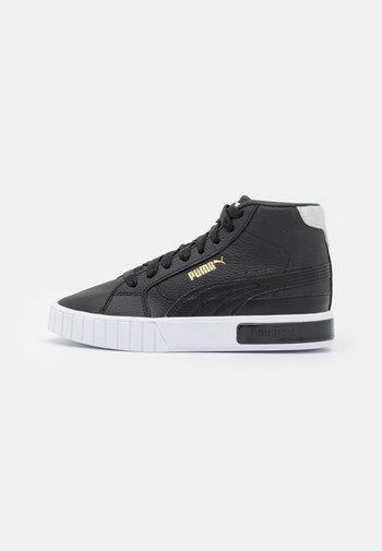 CALI STAR MID  - Sneakers alte - black/white
