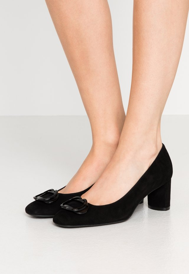 ANICIA TONAL - Pumps - black