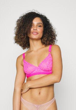 EVELYN UNDERWIRE BRA - Beugel BH - fluorecent pink