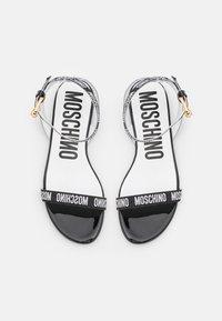 MOSCHINO - Sandals - nero - 4