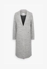 ONLY - ONLSTACY COAT - Klasický kabát - light grey melange - 4