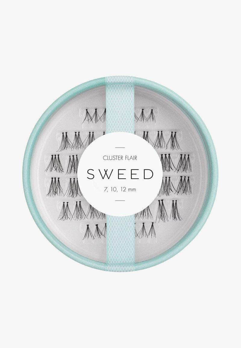 SWEED Lashes - CLUSTER FLAIR - False eyelashes - -