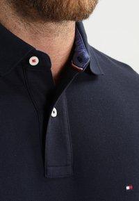 Tommy Hilfiger - PERFORMANCE SLIM FIT - Polo shirt - blue - 3