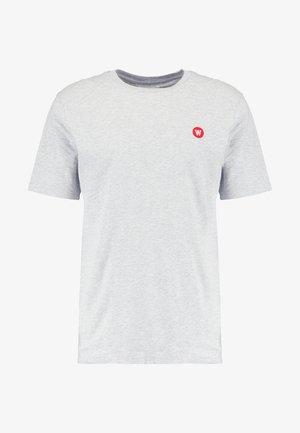 ACE - Basic T-shirt - grey melange