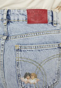 Fiorucci - MINI TARA JEAN  - Jeans baggy - light vintage - 3