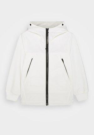 SHELL  - Soft shell jacket - gauze white