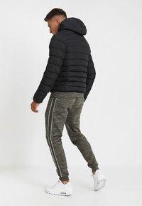 Brave Soul - GRANTPLAIN - Light jacket - black - 2