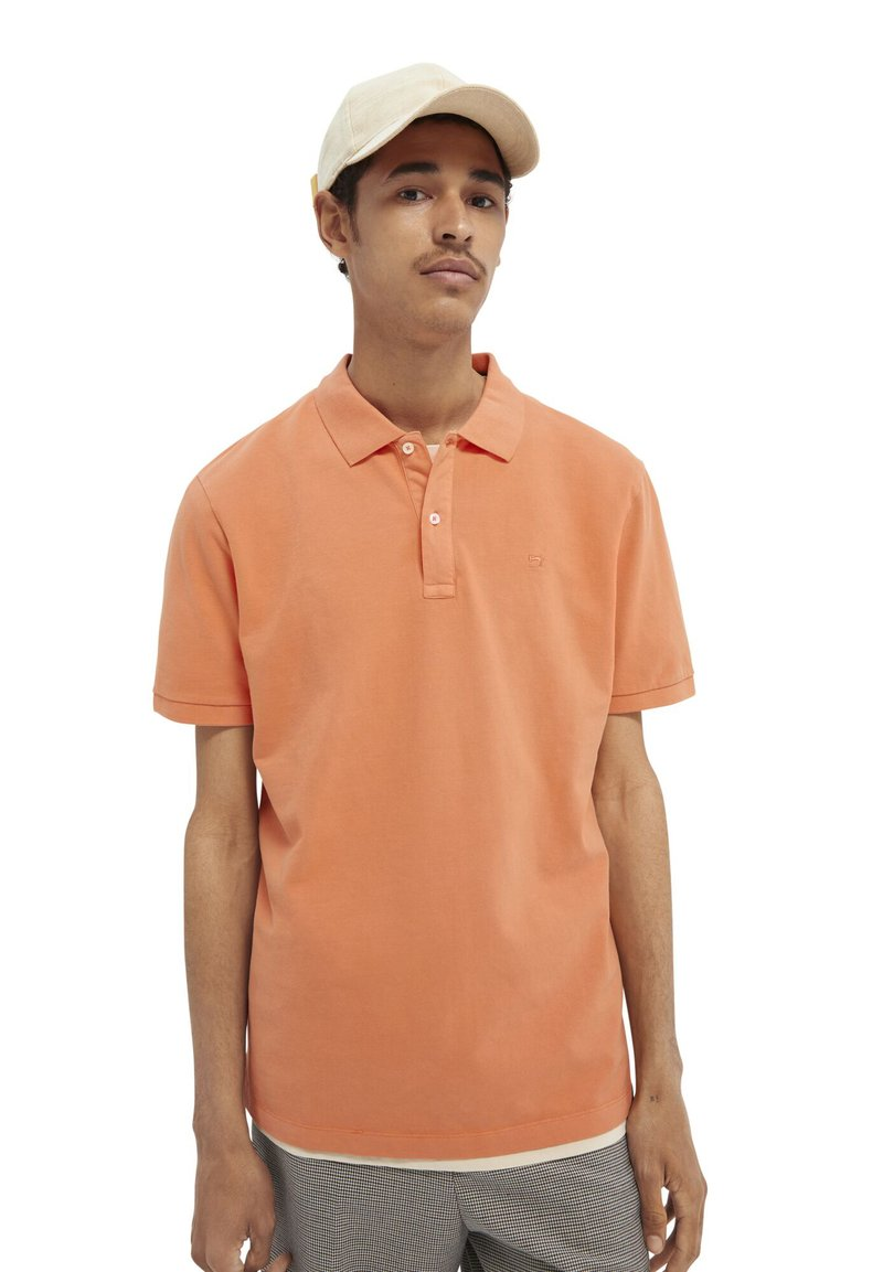 Scotch & Soda - Polo shirt - peach echo
