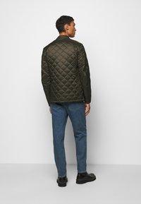 Barbour International - ARIEL QUIT - Light jacket - sage - 2