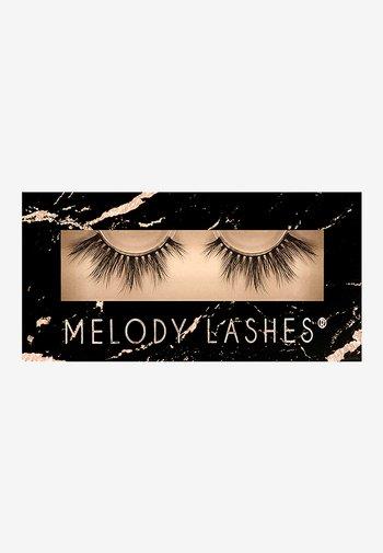 FANCY - False eyelashes - black